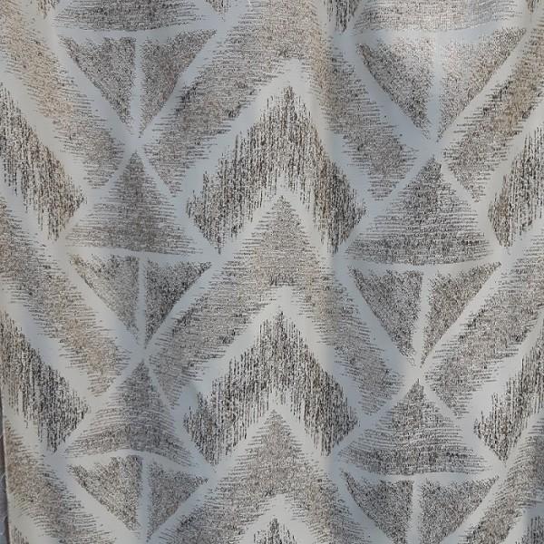 Ткань портьерная Жаккард 16, золотистый, ост. 2+2 м.