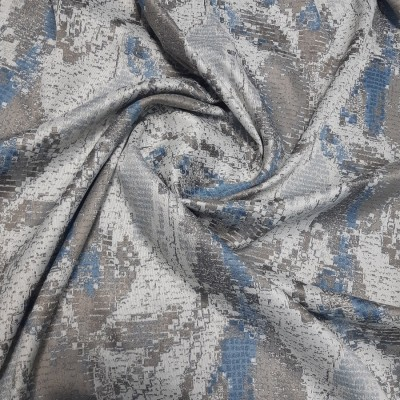 Ткань портьерная Жаккард Р532-V4