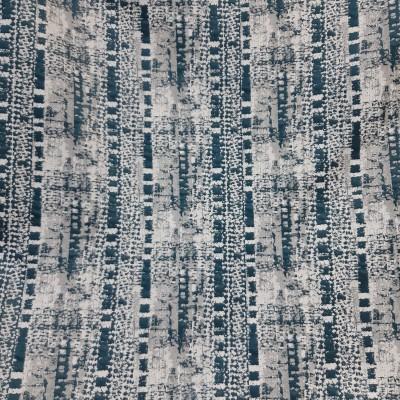 Ткань портьерная Жаккард 22, изумрудный