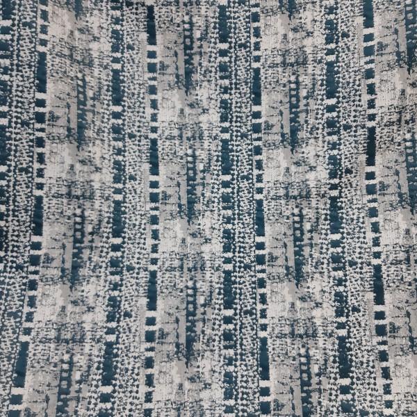 Ткань для штор портьерная Жаккард 22, изумрудный