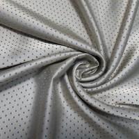 Ткань портьерная Жаккард Горошек