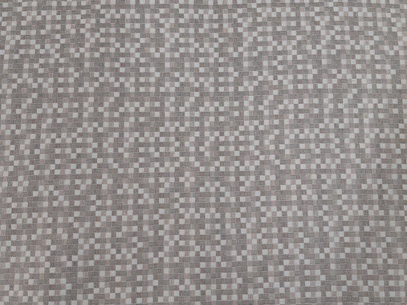 Ткань портьерная Жаккард с рисунком, цвет изумрудный