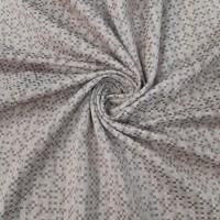 Ткань портьерная Жаккард с рисунком, пыльная роза