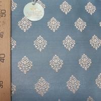 Ткань портьерная Жаккард Дамаск