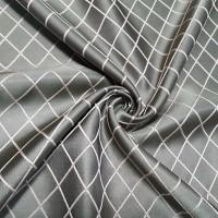 Ткань портьерная Жаккард, рисунок Ромбы