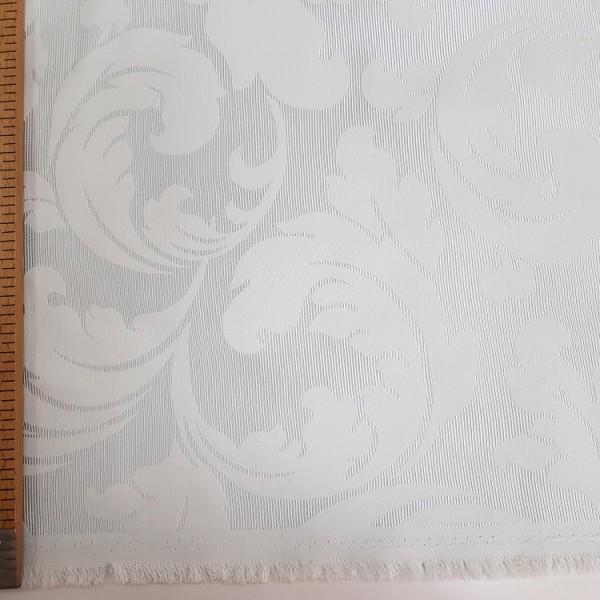 Ткань портьерная Жаккард, голубой