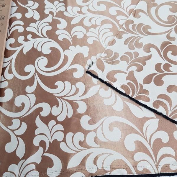 Блэкаут вензель, коричневый, остаток 1.3 м.