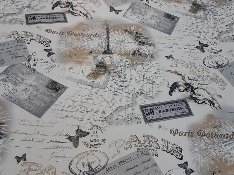 Блэкаут печать Париж