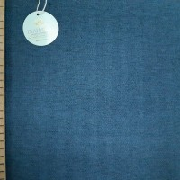 Ткань Ёлочка,  цвет синий