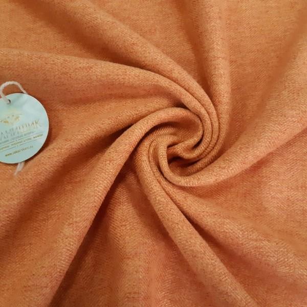 Ткань Елочка, терракотовый