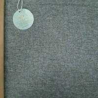Ткань Овечка, серый мережка