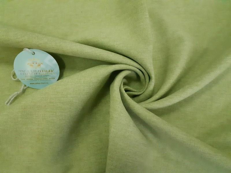 Ткань Овечка, цвет светло-зеленый