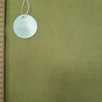 Ткань Нубук, цвет оливковый