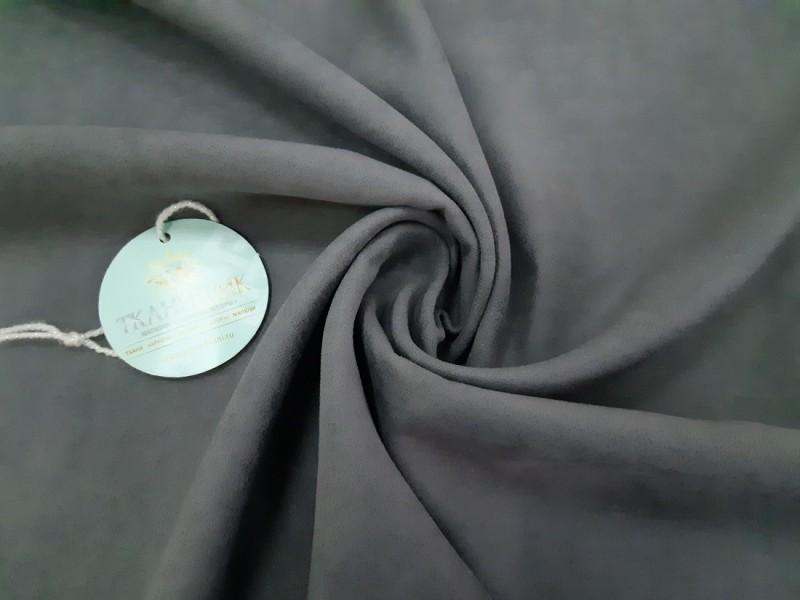 Ткань Нубук, цвет серый