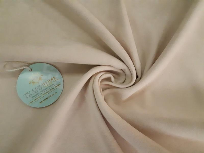 Ткань Нубук, цвет кремовый