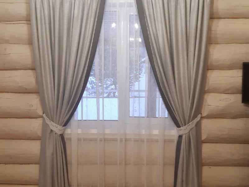 Готовые шторы Т 11