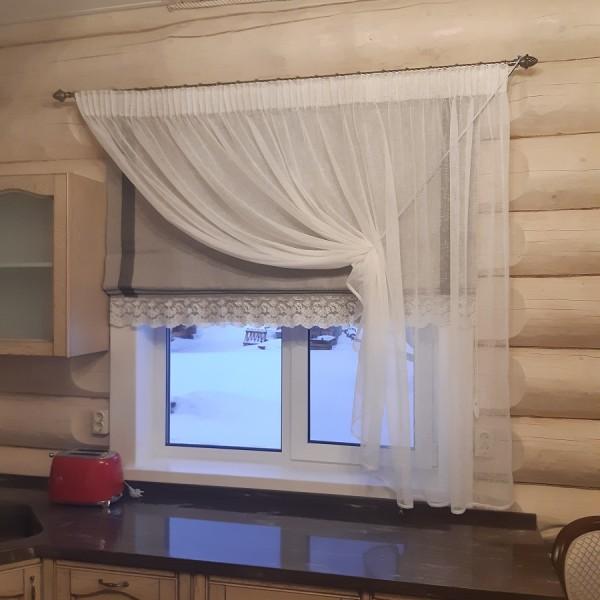 Готовые шторы Т 13