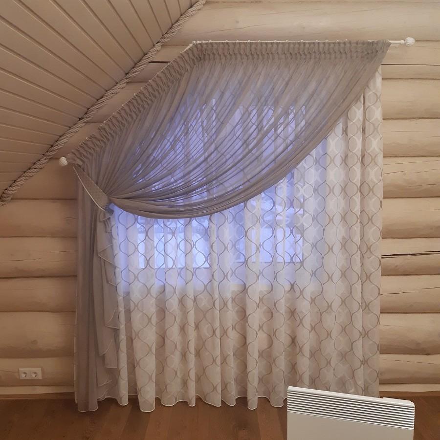Дизайнерские шторы и аксессуары