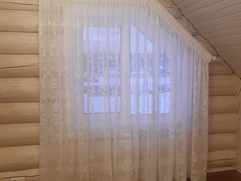 Готовые шторы Т 16