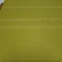 Лен мережка, цвет светло-зеленый, остаток 2.0; 1.2 м.
