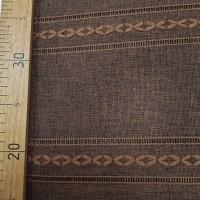 Лен мережка, цвет темно-коричневый, остаток 8 м.; г.ш. 2.0х2.7 м.