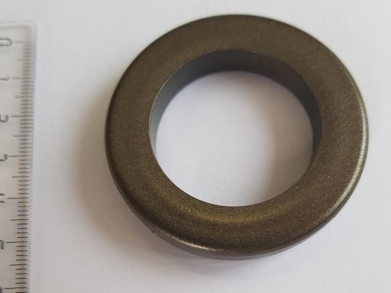 Люверс 35/55, цвет коричневый. 10
