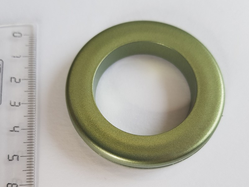 Люверс 35/55, цвет оливковый. 20