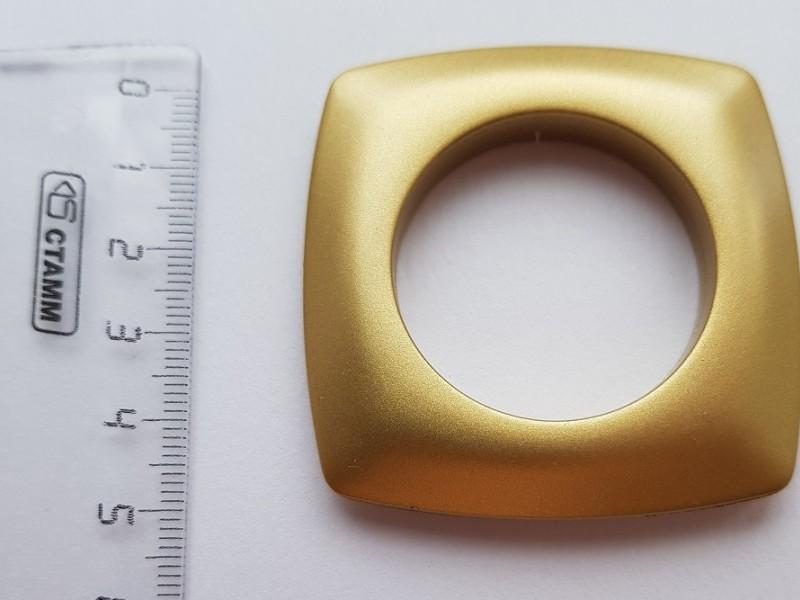 Люверс 35/55, цвет матовое золото