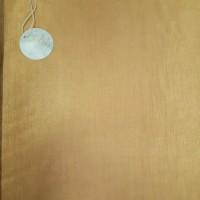 Ткань Шанзелизе, цвет золотистый