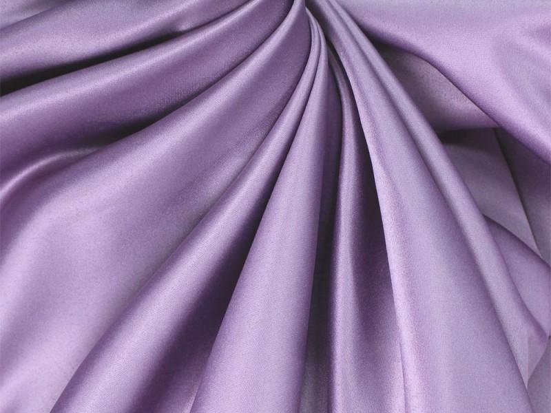 Сатен фиолетовый