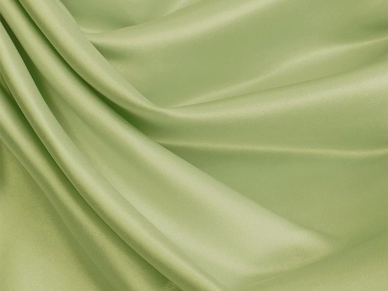Сатен оливковый