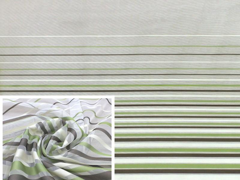 Сетка полосы, цвет зеленый