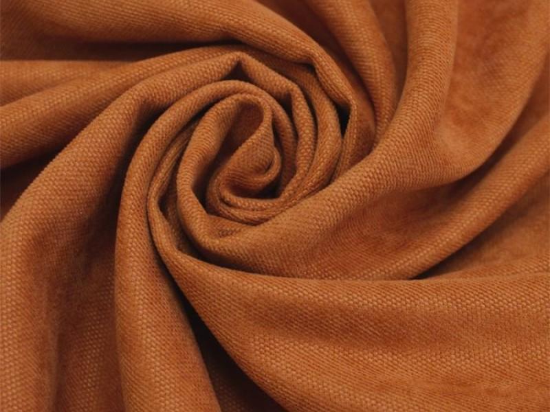 Канвас, цвет терракотовый