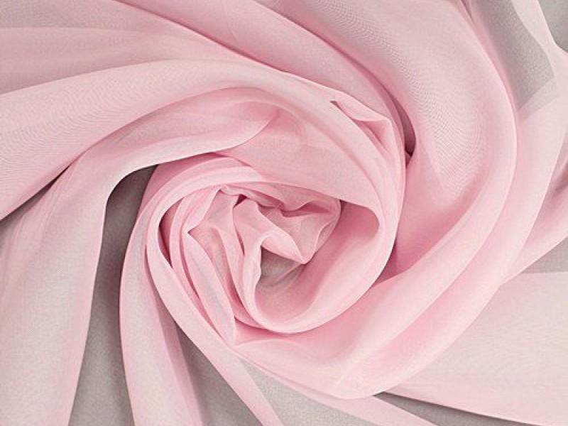 Вуаль, цвет розовый