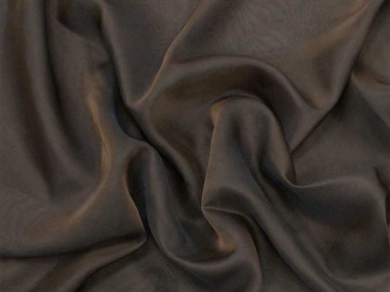 Вуаль коричневая