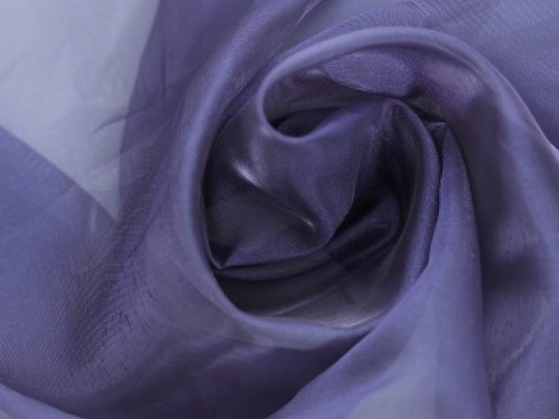Микровуаль фиолетовый высота 300 см