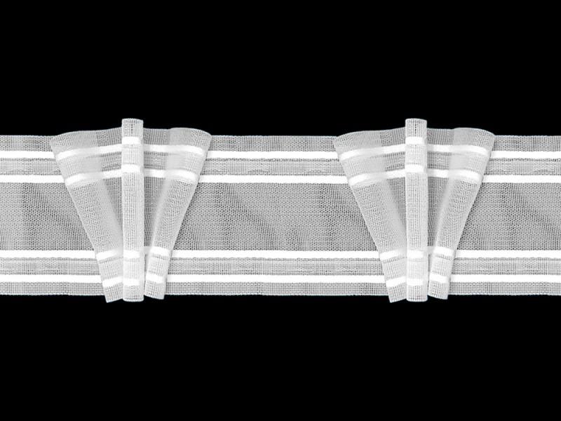 Шторная лента 7,5 см Z15 z-220 (5.75.220.4) 80р
