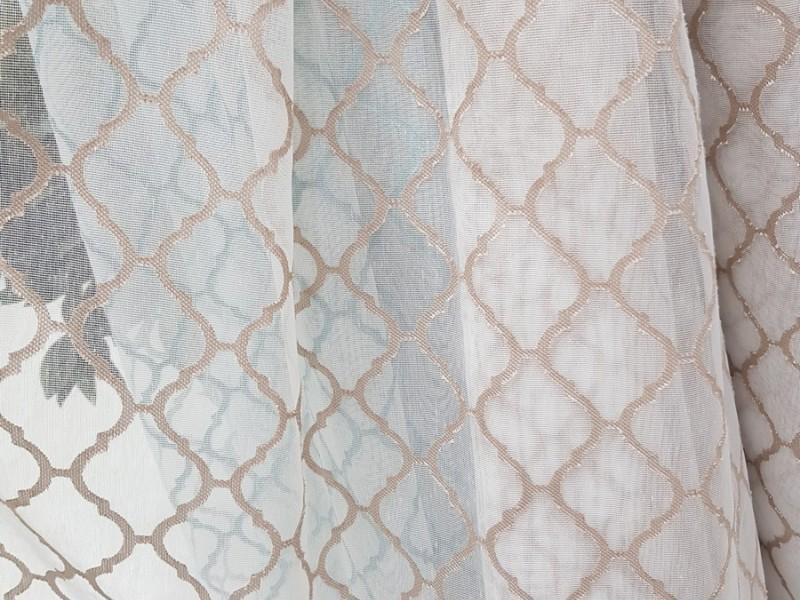 Ткань для штор сетка