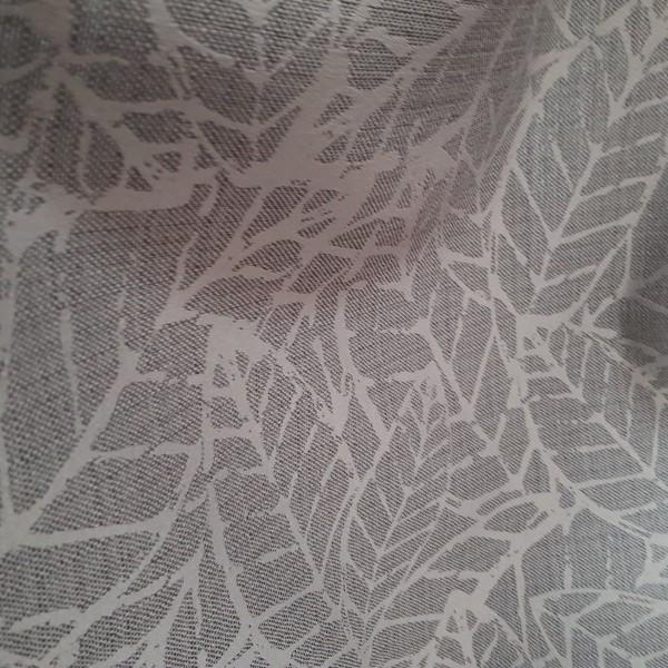 Лен Листья, коричневый, остаток 2; 2; 2.2 м.