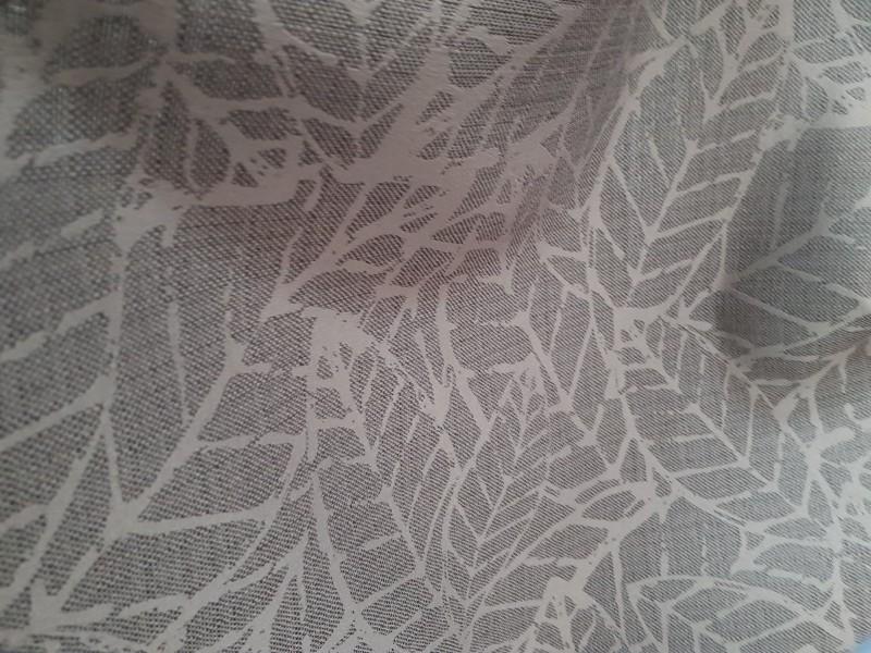 Лен Листья, цвет коричневый, остаток 2; 2; 2.2 м.