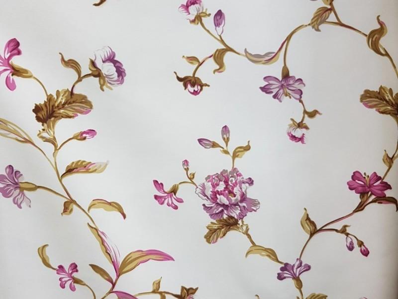 Блэкаут рисунок Цветы