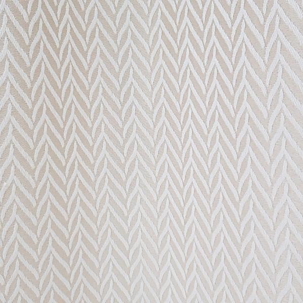 Ткань портьерная Жаккард Елочка, песочный