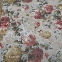 Сатин печать Роза, ширина 150 см