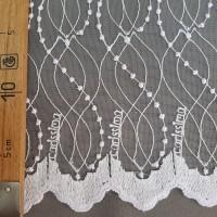 Сетка вышивка, остаток 5.0 м.