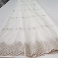 Сетка вышивка, остаток 3.6, 3.0 метра