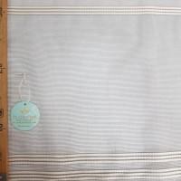 Сетка лен Полосы, остаток 4.3 м.