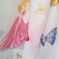 Ткань вуаль детская, принцесса.